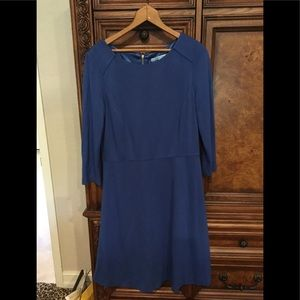 Antonio Melani Royal Blue Size 10 Dress